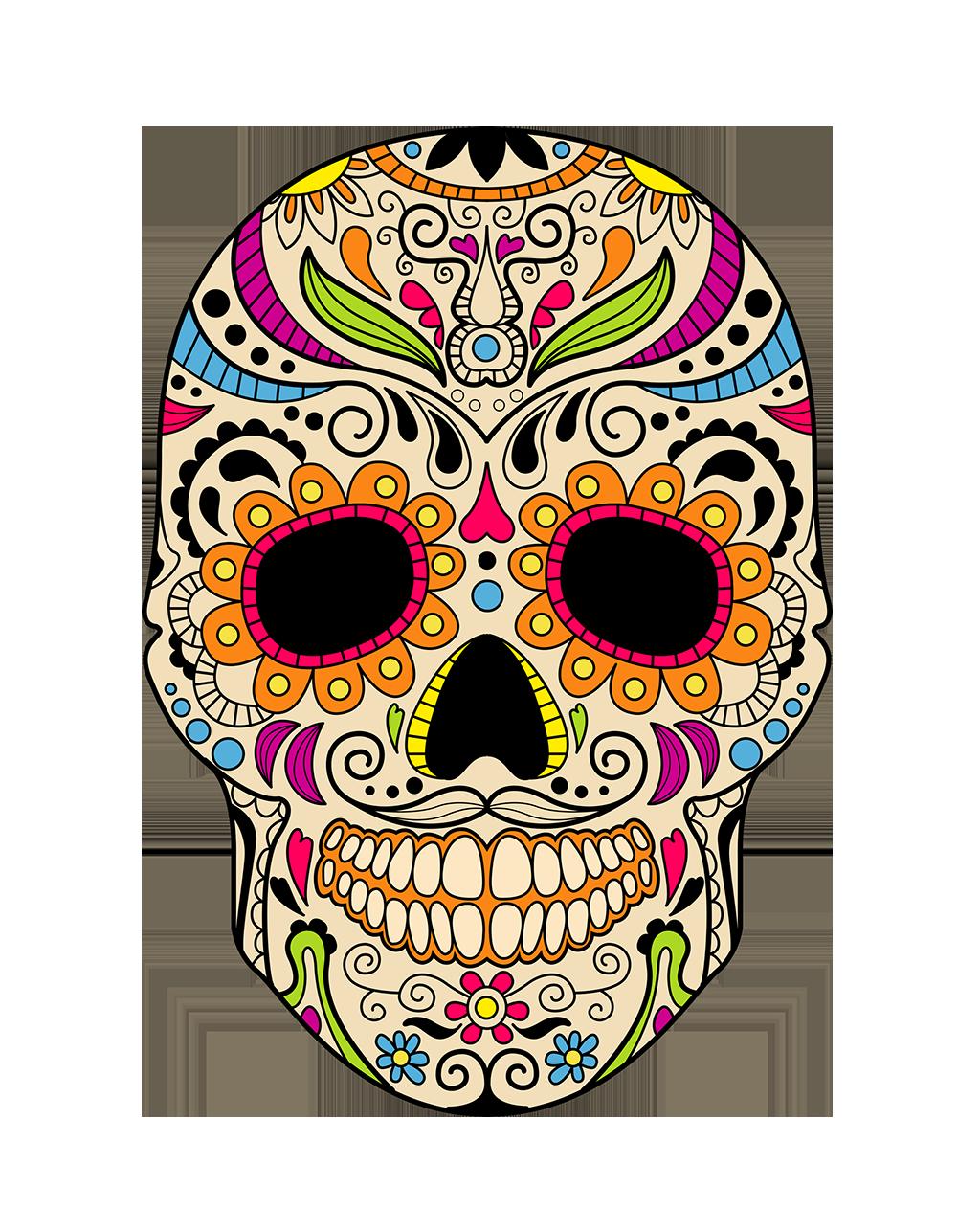foto de calavera skull fte picsart sticker