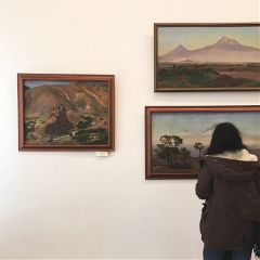 gallery aniner paintings aslamazyan araratmountain freetoedit