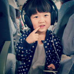 baby girls music cars freetoedit