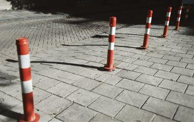 blackandwhite colorsplash urban street streetphotography