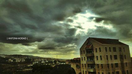 sky brightlight breakinglight hdr darkart