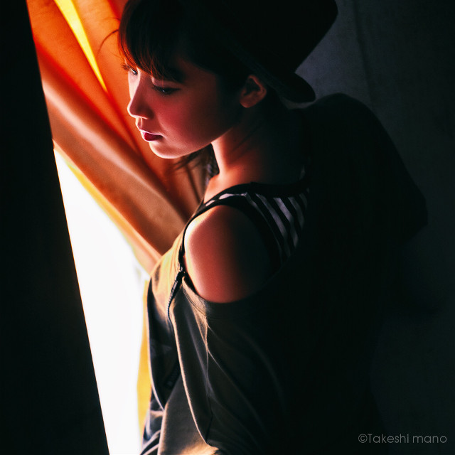 #portrait #people #photography #woman #light #shadow #beautiful #japan