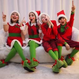 FreeToEdit elf goodbye2016 newyear happy christmaseve ncasmalltheatre