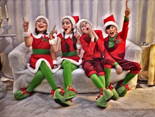 freetoedit remix christmas elves