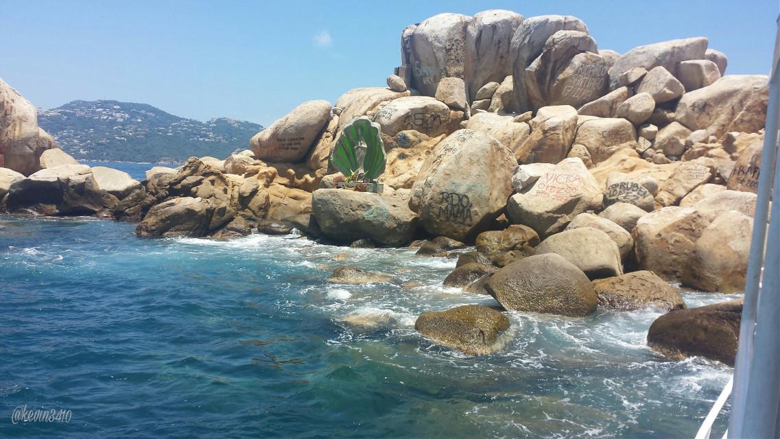 #virgen  #virgin  #acapulco  #playa  #beach  #artistic  #arte #FreeToEdit
