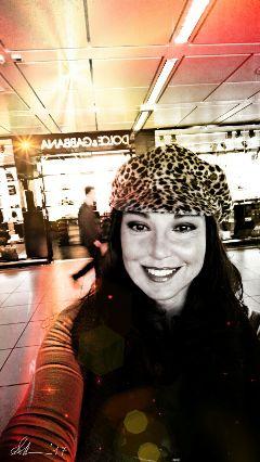 light selfie artisticselfie smile smiling