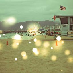 santamonica beach baywatch losangeles mody