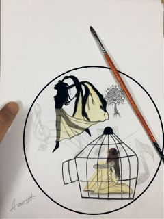 art picsart art_draw sketch sketchdaily