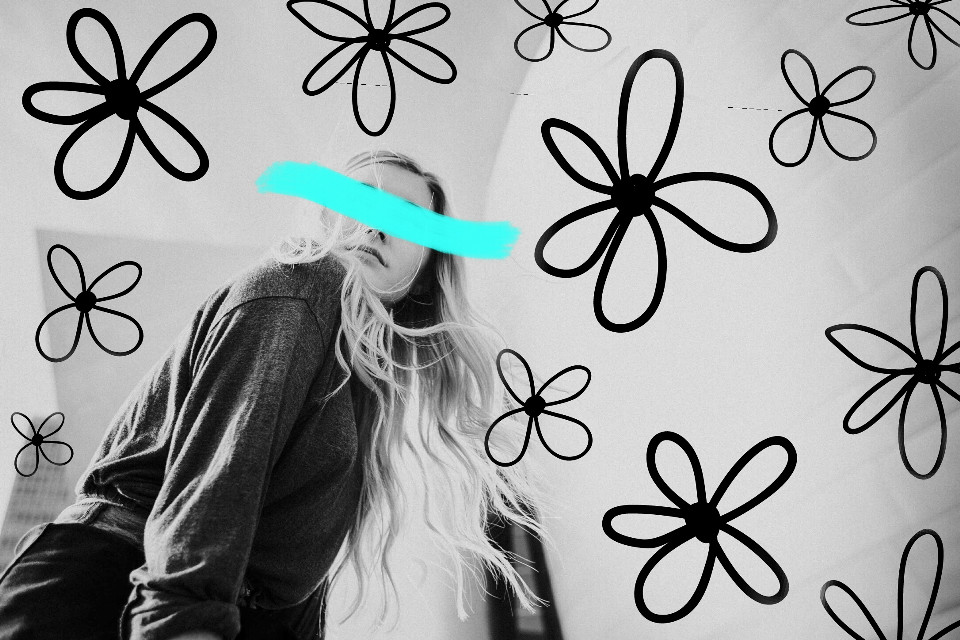 #FreeToEdit  #blackandwhite #colorsplash #collage #cute #flower #people #pencilart #photography #clipart #edited #remixed #style #neon #paint #flowers #human #girl @freetoedit @pa