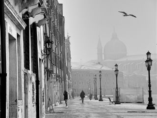 fog blackandwhite snow streetphotography architecture