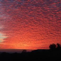 somersetengland sky vibrant nofilters sunset