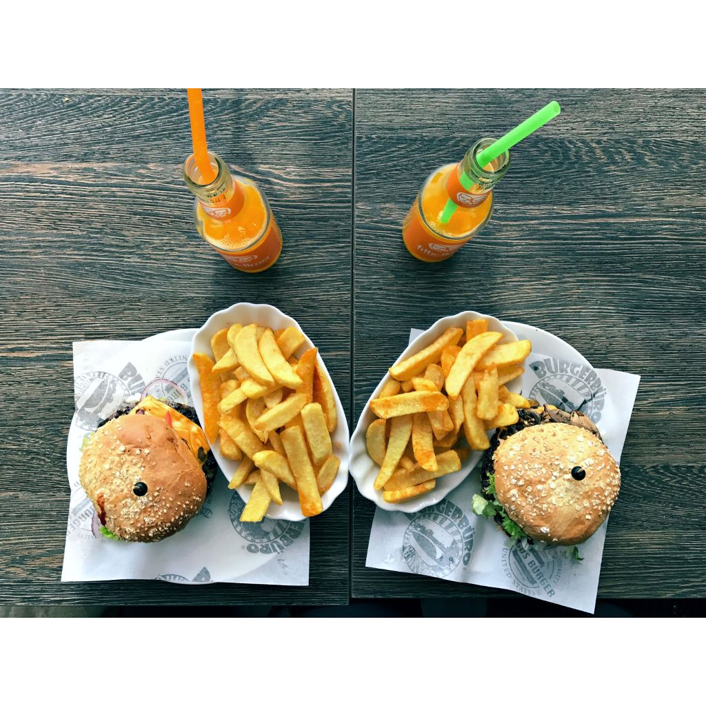 Burger time must go 🔛