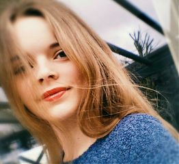 freetoedit nofilter girl selfie outside