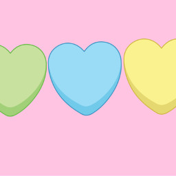 freetoedit candyhearts valentinesday