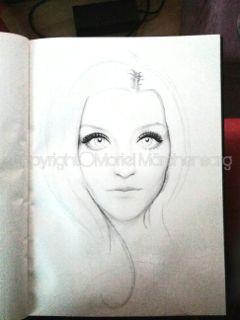 emotions art artwork sketching sketchbook