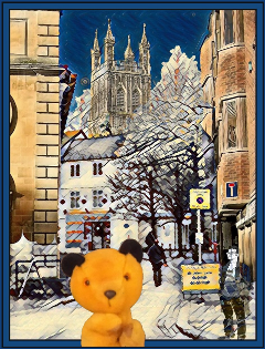 photography editedbyme gloucester cathedral sooty