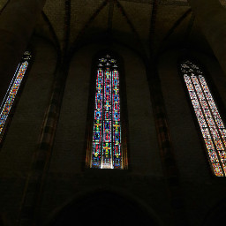 toulouse france window cathedral arquitecture freetoedit