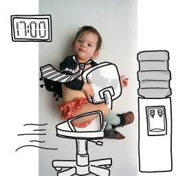 happyfriday tgif art doodles doodlesofinstagram freetoedit