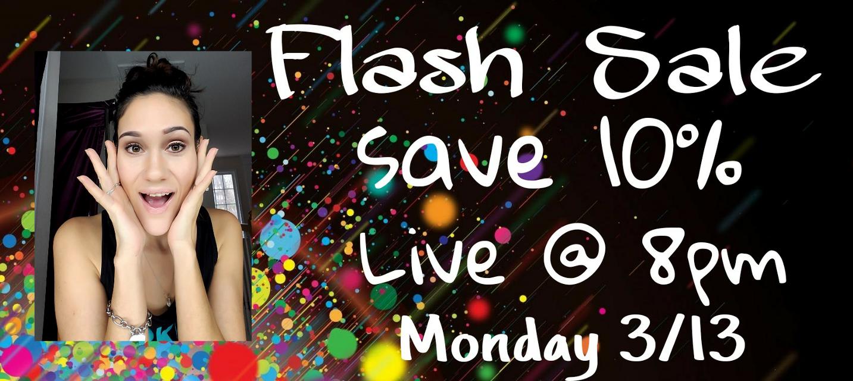 #flashsale#younique#bigsavings#crazysavings#becauseiloveyou