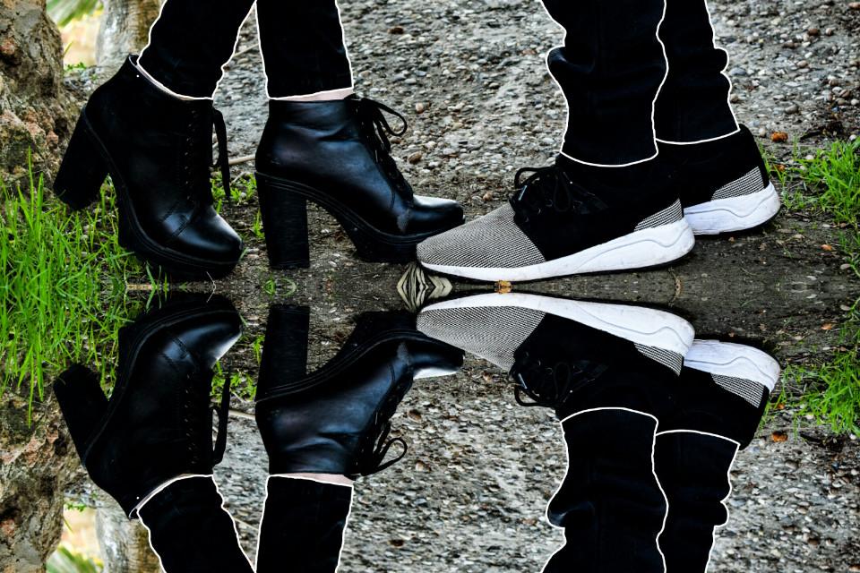 #FreeToEdit #mirror #photography #myeditedphoto  #shoes #boyfriend