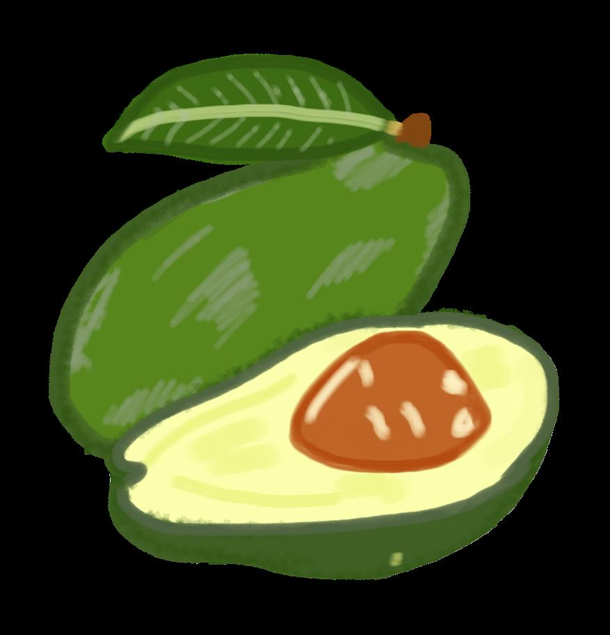 #avocado#FreeToEdit