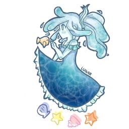picsartistschallenge4 blue sea water art